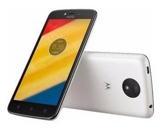 Celular Motorola Moto C Plus Xt1721 16gb Branco