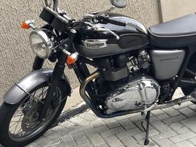 Triumph Bonneville T 100 865 2013 Baixo Km.