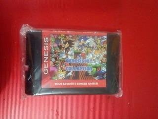 Everdrive Sega Genesis/megadrive Con Pila
