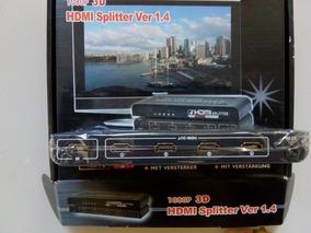 Spliter Hdmi 4x1 Fullhd