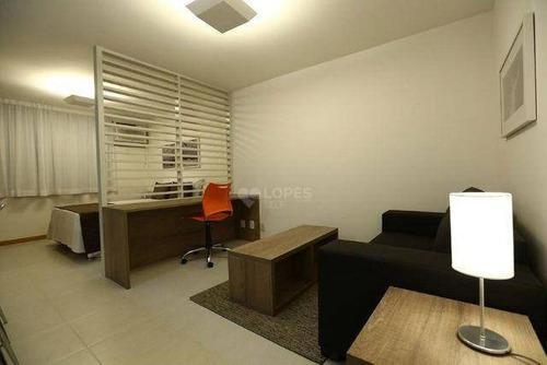Apartamento Com 1 Quarto Por R$ 145.000 - Centro - Itaboraí/rj - Ap45581