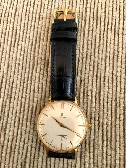 Relógio Election Grand Classic Tipo Omega Tissot Revisado