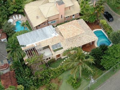 Casa Em Praia Do Toque-toque Pequeno, São Sebastião/sp De 300m² 7 Quartos À Venda Por R$ 2.100.000,00 - Ca236828