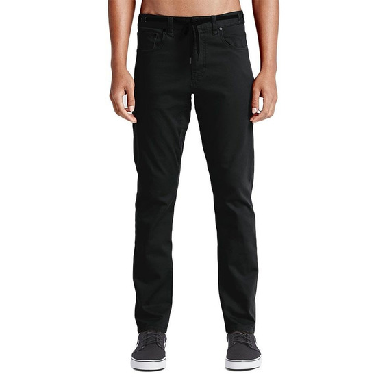 Pantalon Nike Sb Ftm 5 Pocket Pant Skate Original Black Men