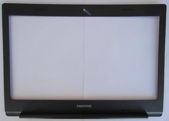 Notebook Sim+ 1565m Peça: Moldura Da Tela