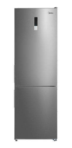 Imagen 1 de 1 de Refrigerador Midea Bottom Freezer Mdrb308fgm04 De 11ft Gris