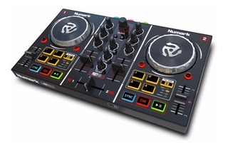 Controlador Dj Usb Con Luces Numark Party Mix