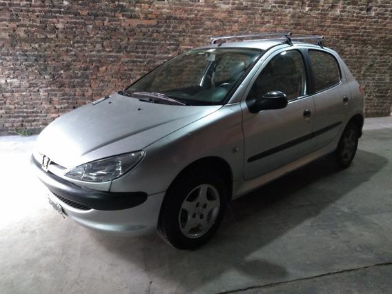 Peugeot 206 1.9 Xt Premium 2006