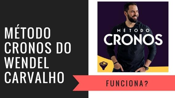 Metodo Cronos 2019 + 10 Mil Prêmios - Leia A Descrição