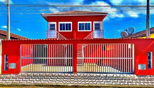 Casa Sobreposta No Bairro Suarão Em Itanhaém - 5991 | Npc
