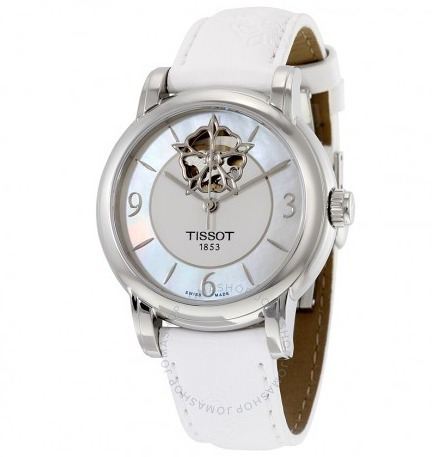 Relógio Tissot Powermatic 80 Automático Feminino Madre Pérol