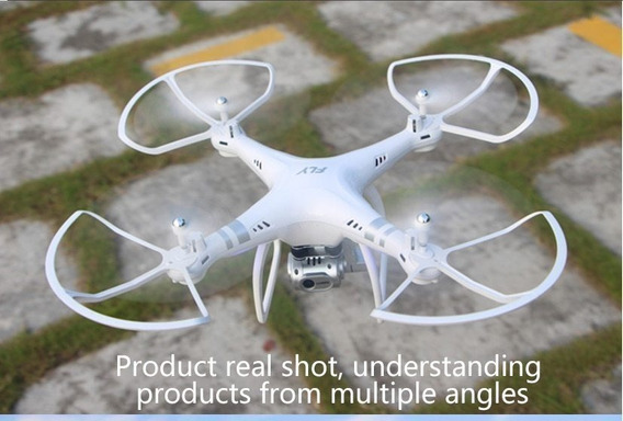 Drone Xy4 Com Camera Wifi 1080p