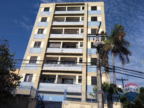 Imagem 1 de 28 de Apto 01 Dormitório Com Planejados Botafogo Campinas - Ap0619