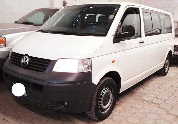 Volkswagen Eurovan 2.0 Minivan Diesel Mt 2007