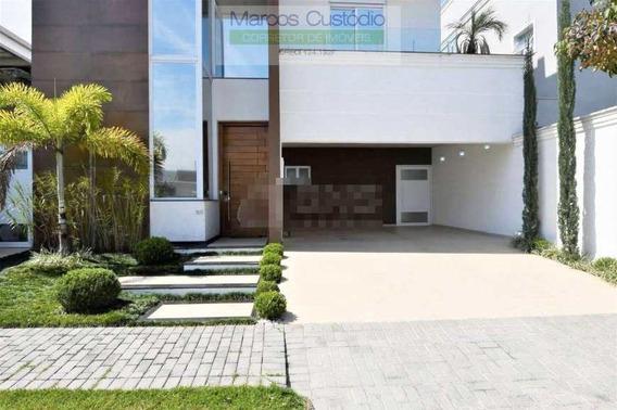 Sobrado De Condomínio Com 4 Dorms, Cerâmica, São Caetano Do Sul - R$ 5.8 Mi, Cod: 1172 - V1172