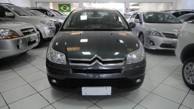 Citroën C4 Pallas 2.0 Glx Flex Aut 2011 Completo, Periciado