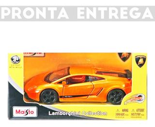 Miniatura Lamborghini Gallardo Superleggera 1:38 Maisto