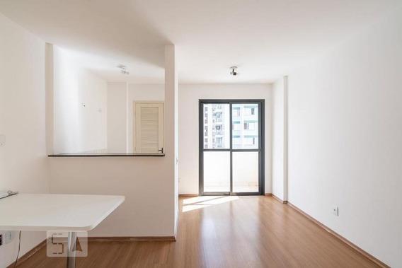 Apartamento Para Aluguel - Santa Cecília, 1 Quarto, 37 - 893098117