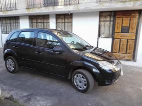 Ford Fiesta 2006 Negro 5 Puertas