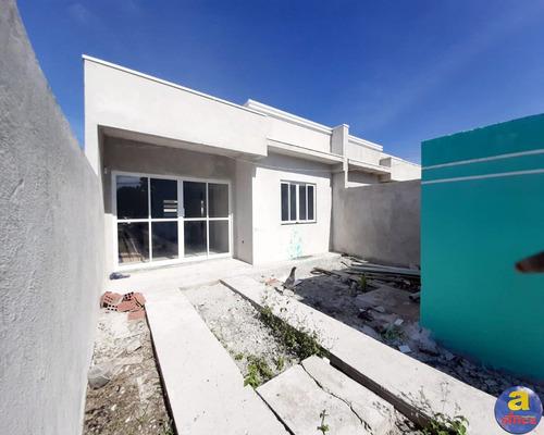 Imagem 1 de 5 de Casa 3 Quartos, 1 Vaga De Garagem No Brejatuba Em Guaratuba/pr - Imobiliária África - Ca00220 - 67819259