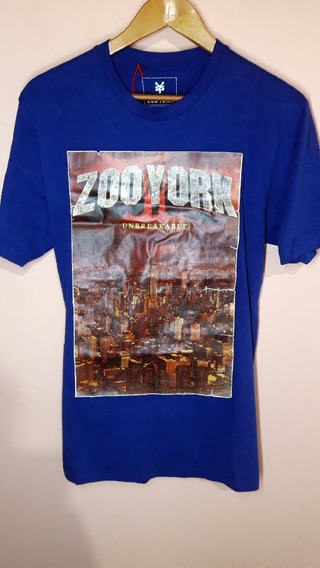 Remera Zoo York