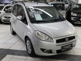 Fiat Idea Essence Dualogic 1.6 Flex