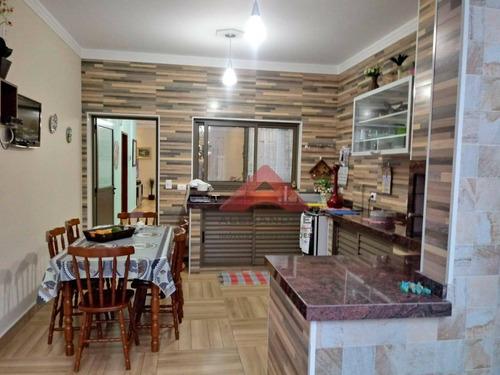 Imagem 1 de 16 de Casa Com 3 Dormitórios À Venda, 171 M² Por R$ 635.000,00 - Villa Branca - Jacareí/sp - Ca4150
