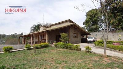 Chácara Residencial À Venda, Morro Grande, Caieiras. - Ch0033