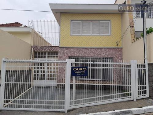 Sobrado Com 2 Dormitórios À Venda Por R$ 630.000,00 - Vila Prudente (zona Leste) - São Paulo/sp - So0821