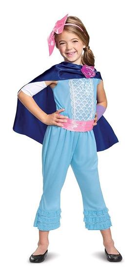 Disfraz 4 A 6 Años Bo Peep Disney Toy Story Niña Small