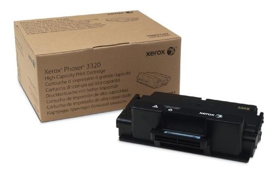 Cartucho De Toner Xerox 106r02306 Preto