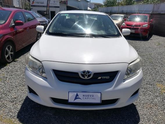 Toyota Corolla Único Dueño Aire Acondicionado.