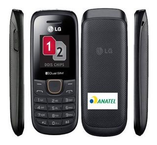 Celular Lg A275 Raro,2chip,nacional,entrada Antena,lanterna