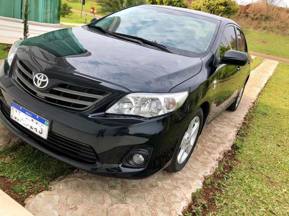 Toyota Corolla 1.8 16v Gli Flex Aut. 4p 2013