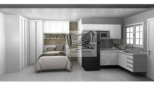 Apartamento Com 1 Dormitório À Venda, 37 M² Por R$ 250.000,00 - Vila Formosa - São Paulo/sp - Ap0174