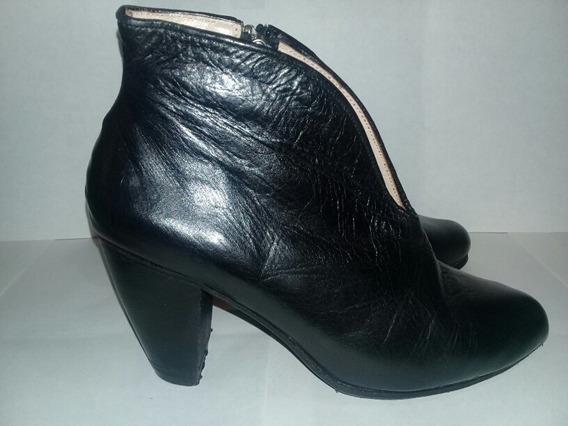 Botas Botinetas Botitas Zapatos Cuero Ash Talle 36 100%cuero
