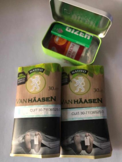 Kit Para Armar Cigarrillos Tabaco Van Hannsen Latita