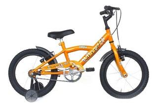 Bicicleta Rodado 15 Cuadro Tipo Y Liberty Ploppy 126003