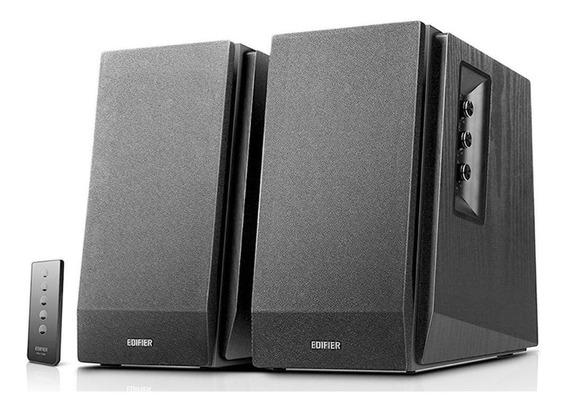 Monitor De Áudio Bluetooth R1700bt Preta Edifier 2.0-66w Rms