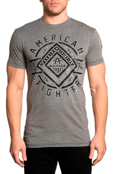 Remera American Fighter Birchwood By Affliction Crossfit Bjj