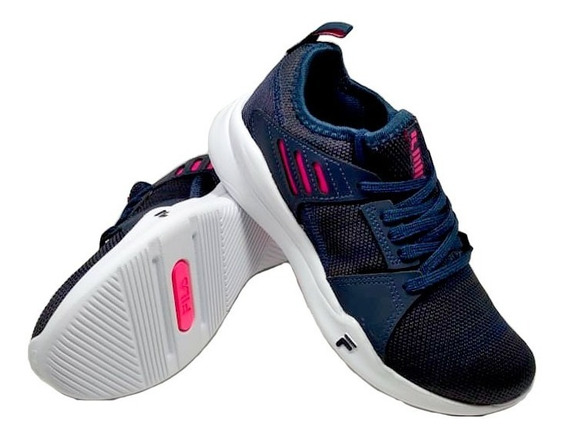 Zapatillas Fila Mujer Essential Running 827647 Eezap