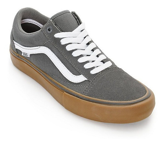 Vans Old Skool Pro 100% Original Zapatillas Tenis