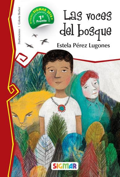 Las Voces Del Bosque Colección Telaraña Mega Lector