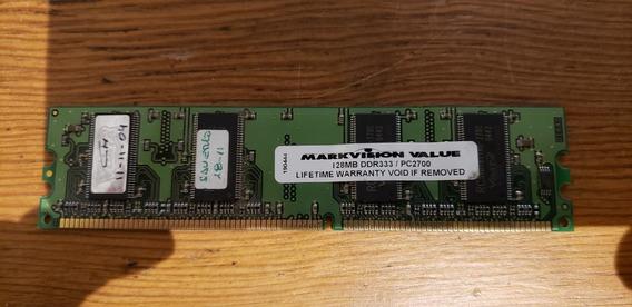 Memoria Markvision Vdata 128mb Ddr 333mhz Pc2700