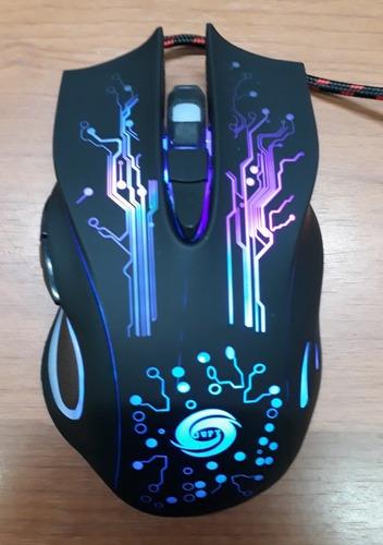 Imagen 1 de 4 de Mouse Gamer Óptico
