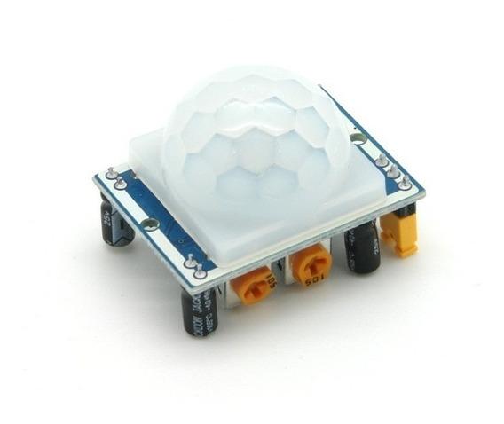 Sensor De Movimento E Presença Pir Hc-sr501 Hcsr501 Arduino