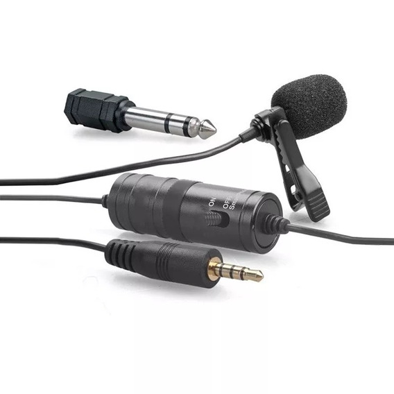 Microfone Lapela Para Celular Greika - Gk-cm1