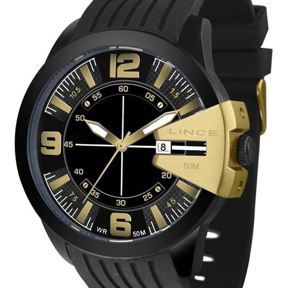 Relógio Lince Masculino Mrp4403s P2px, C/ Garantia E Nf