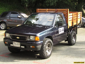 Chevrolet Luv 2.3 Mt 2300cc 4x4
