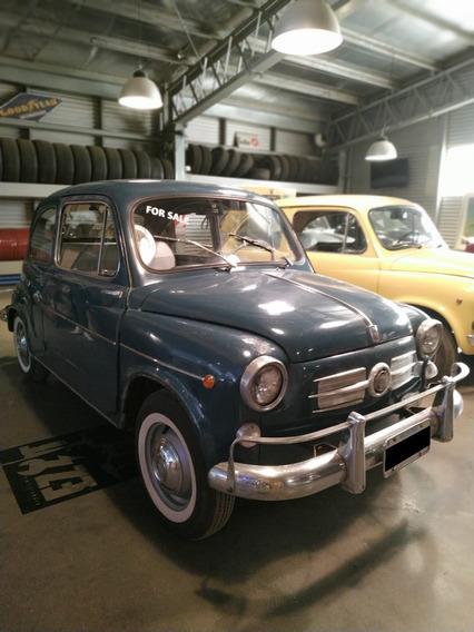 Fiat 600 1961